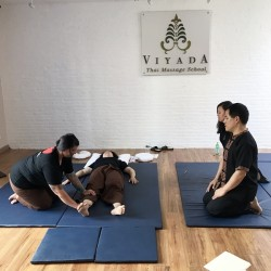 Thai Massage Intensive