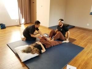 Thai Massage Intensive AUG 10-11, 2019