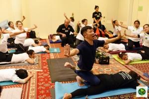 Thai Warrior Dancing Style Massage